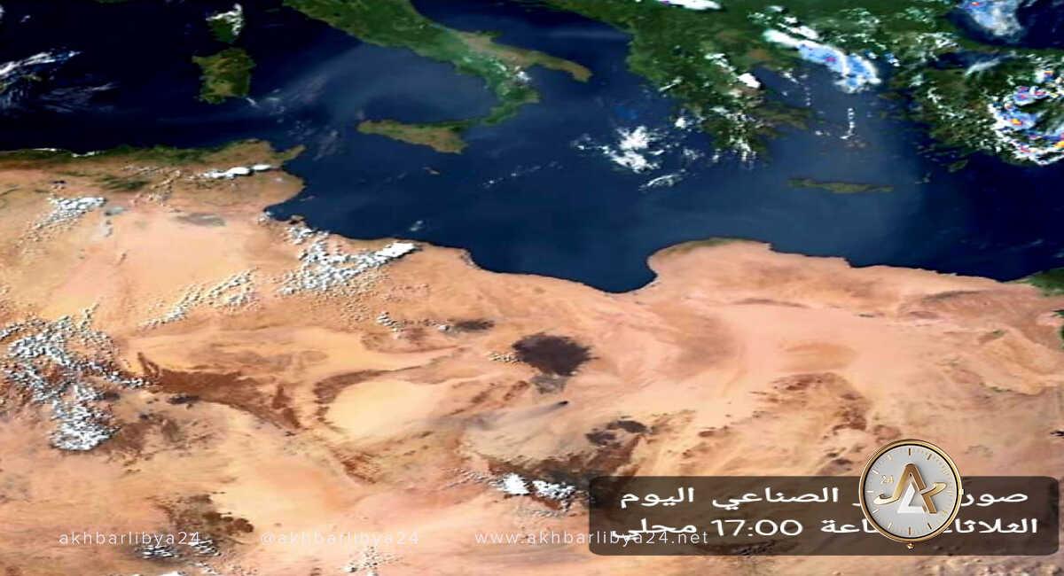 طقس ليبيا