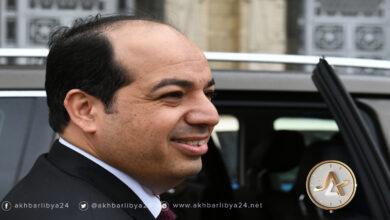 ليبيا- نائب رئيس المجلس الرئاسي الأسبق أحمد معيتيق