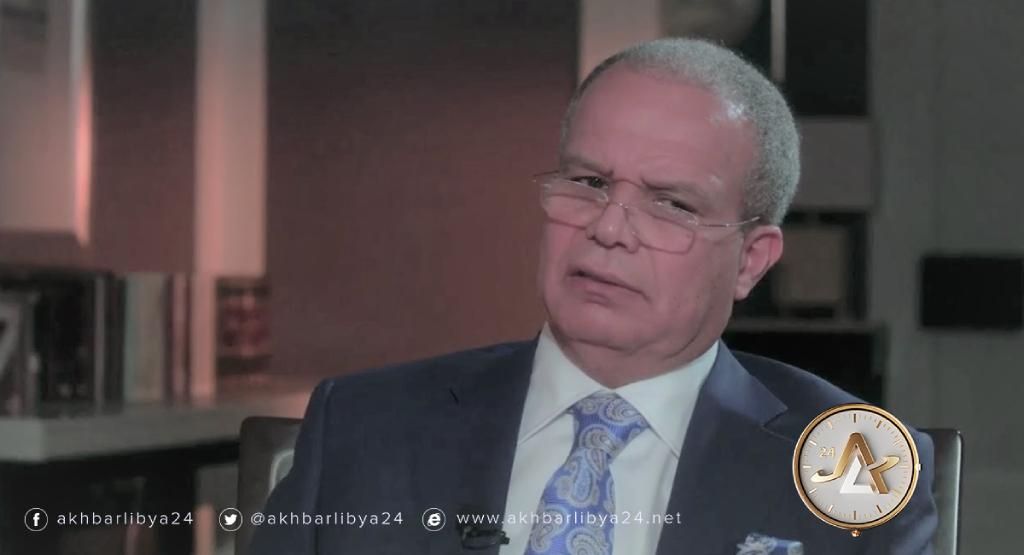 السفير الليبي لدى المملكة الأردنية محمد البرغثي