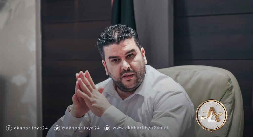 وكيل وزارة الداخلية للشؤون الفنية فرج أقعيم