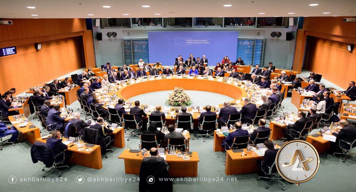 أرشيف- اللجنة الدولية المعنية بليبيا