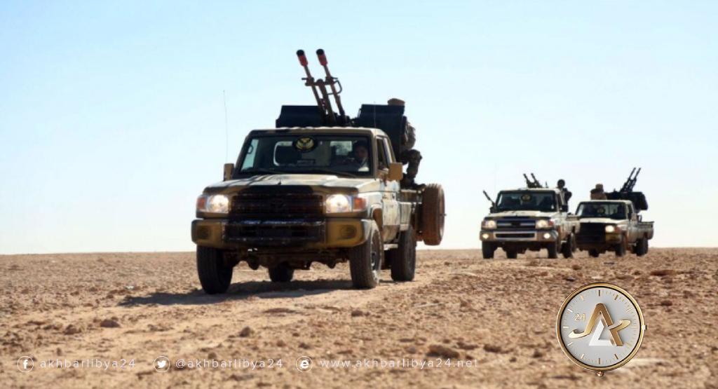 ليبيا- الجيش الوطني