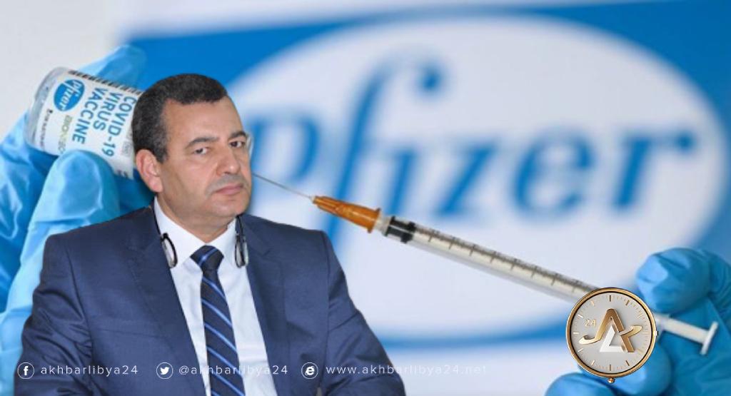 ليبيا- مدير إدارة التطعيمات بالمركز الوطني لمكافحة الأمراض الدكتور عبدالباسط سميو