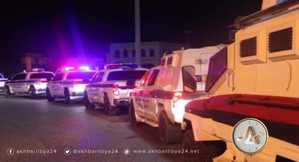 بنغازي- الأمن