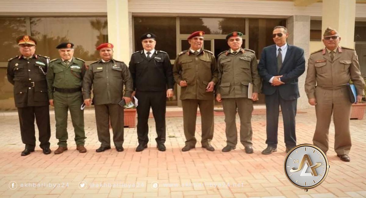 ليبيا- اللجنة العسكرية المشتركة