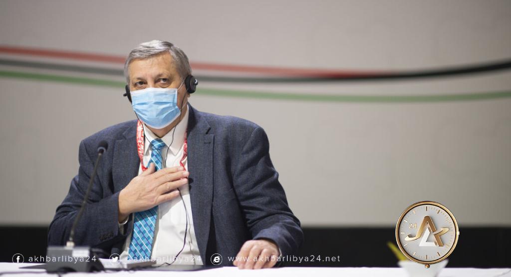 ليبيا- المبعوث الخاص للأمين العام للأمم المتحدة إلى ليبيا يان كوبيش