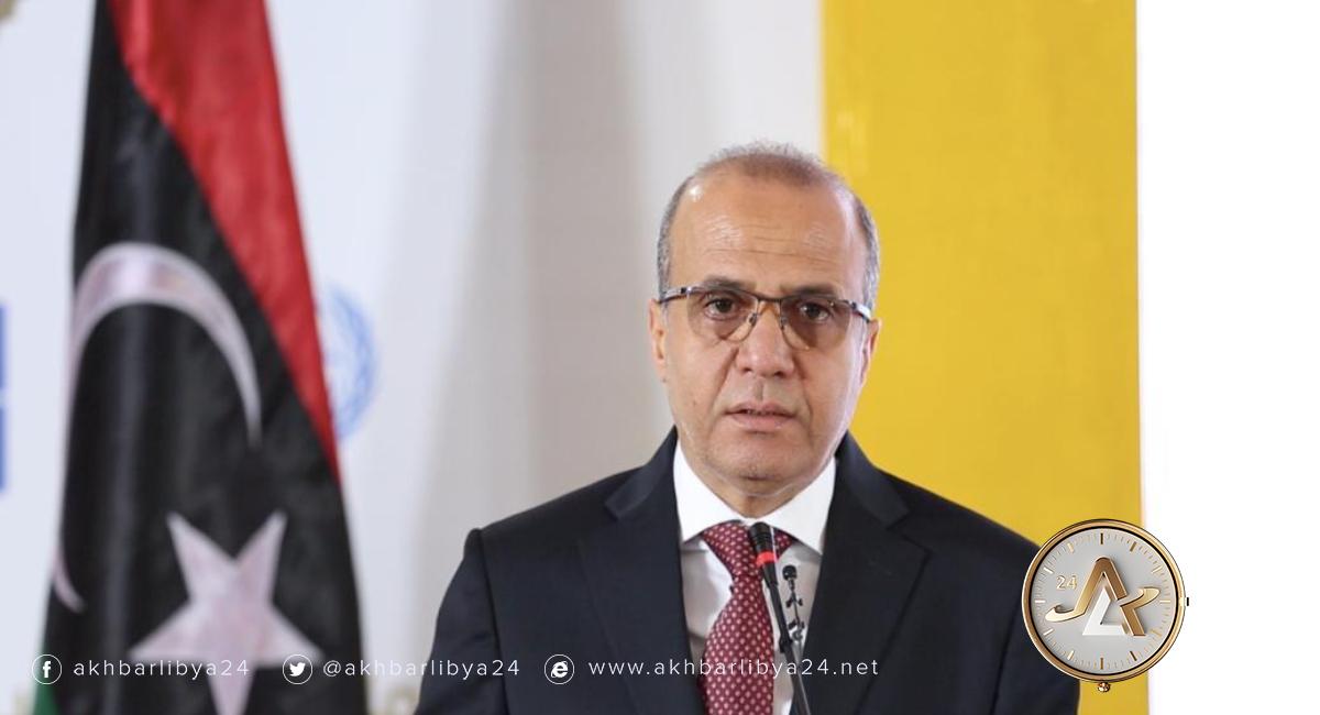 ليبيا- نائب رئيس المجلس الرائاسي عبدالله اللافي