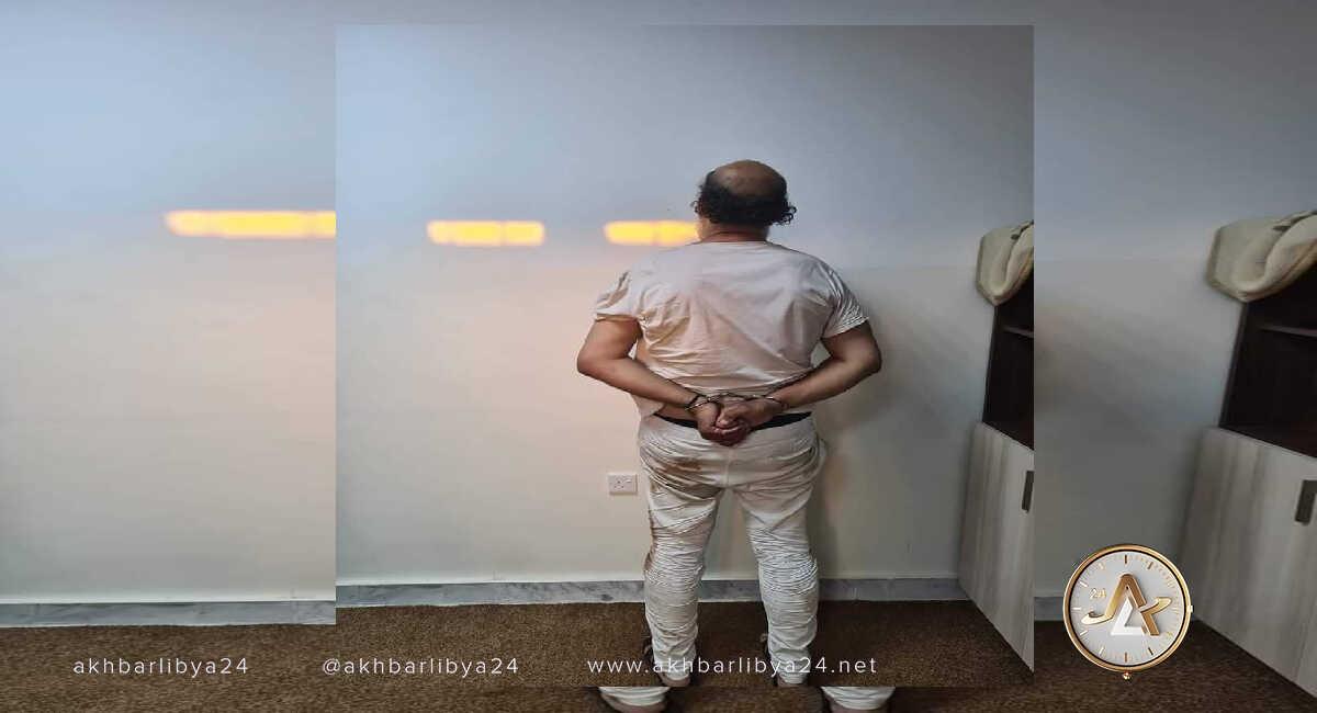 مطلوب في جريمة قتل_بنغازي