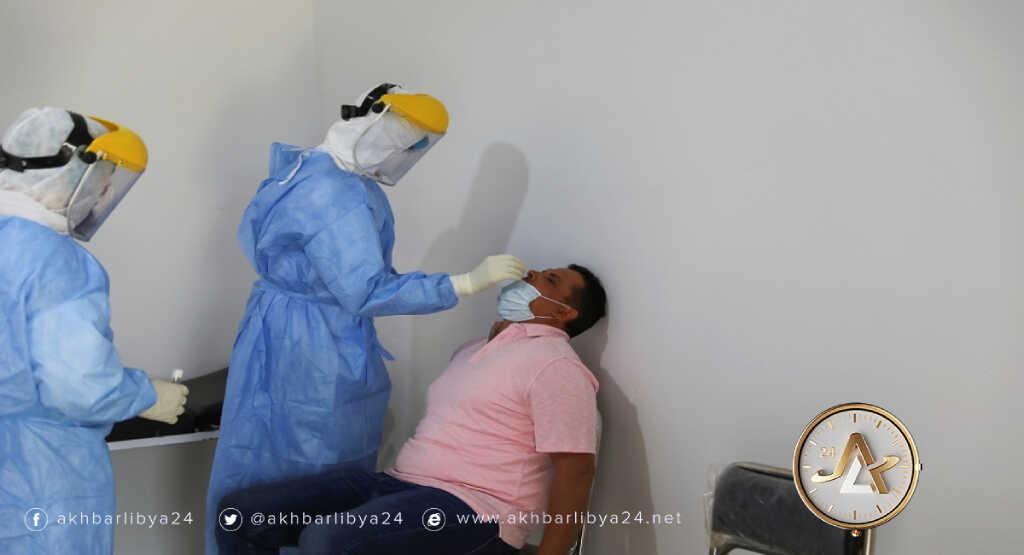 ليبيا- ازدياد الإصابات بكورونا
