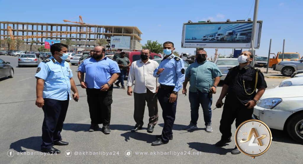 ليبيا- جهاز الحرس البلدي