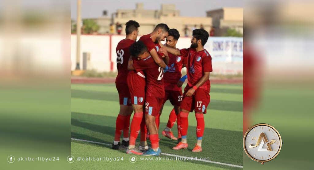 ليبيا- الدوري الليبي لكرة القدم