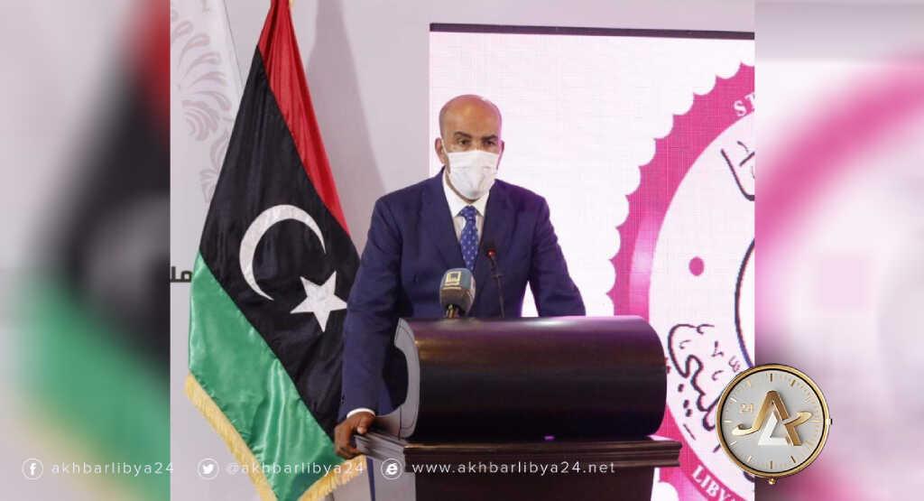 ليبيا- نائب رئيس المجلس الرئاسي موسى الكوني