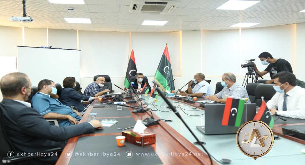 ليبيا- اجتماع لوزارة التعليم