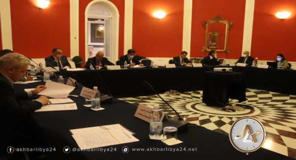 ليبيا- لجنة صياغة التشريعات الانتخابية