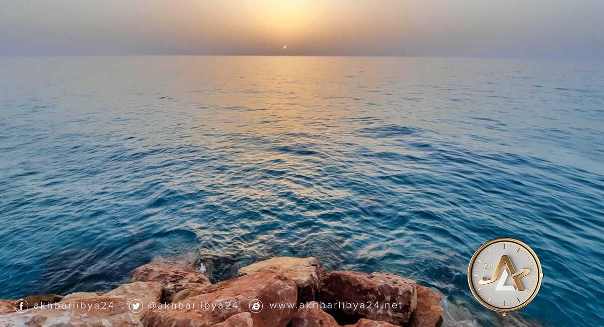 ليبيا- طقس حار في عموم البلاد