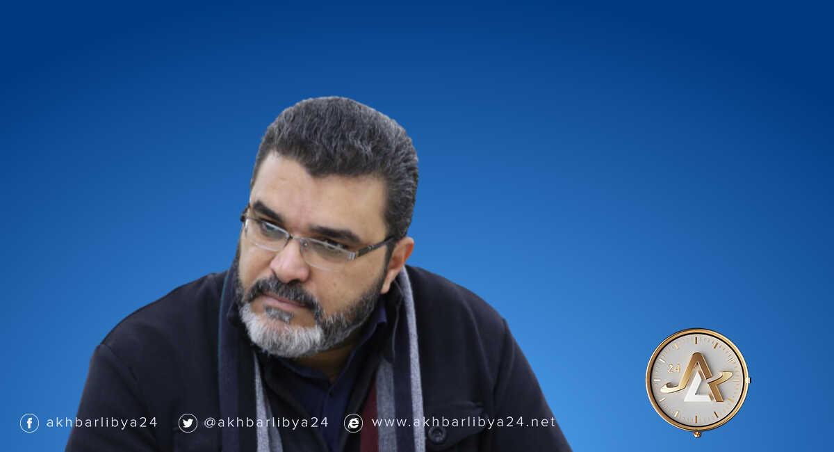ليبيا- رئيس ديوان النائب الأول لرئيس مجلس وزراء حكومة الوحدة، رضا فريطيس