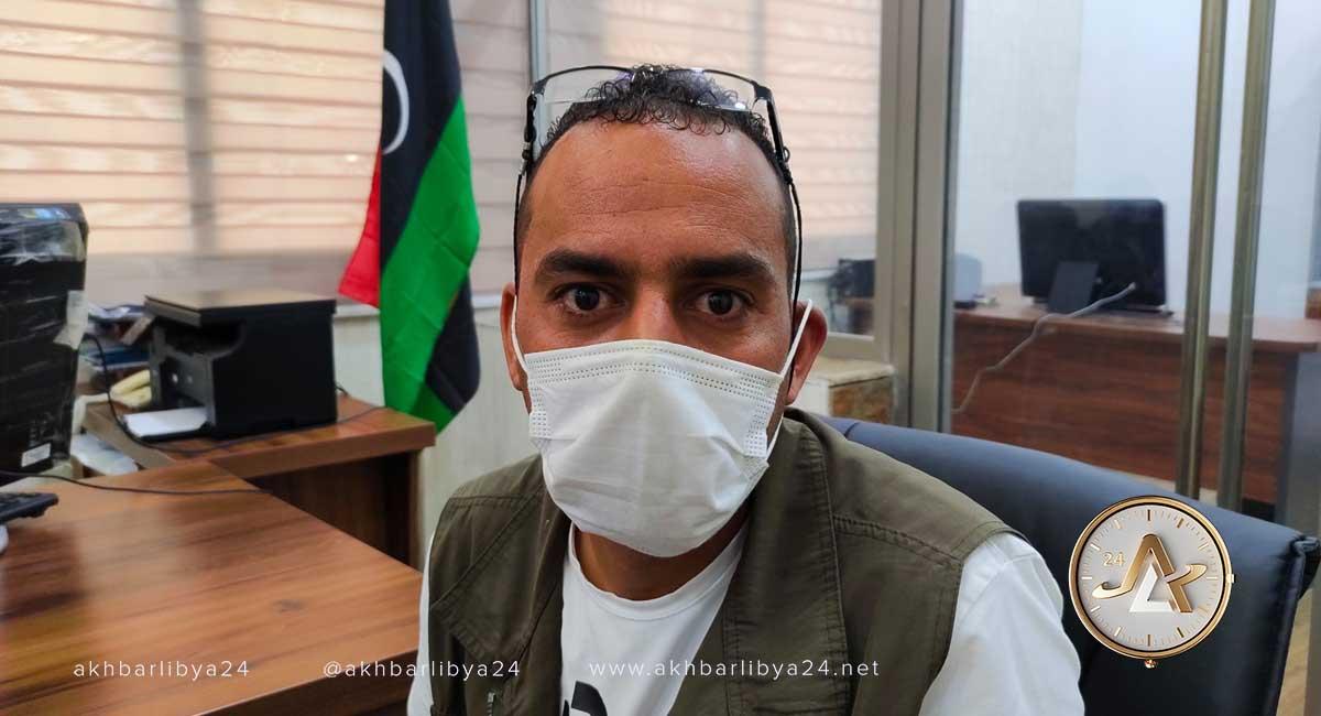 مدير الرعاية الصحية الأولية طبرق